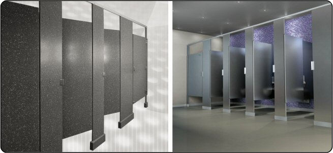 Toilet Partitions Toilet Acessories Toilet Installation - Bathroom partition installers